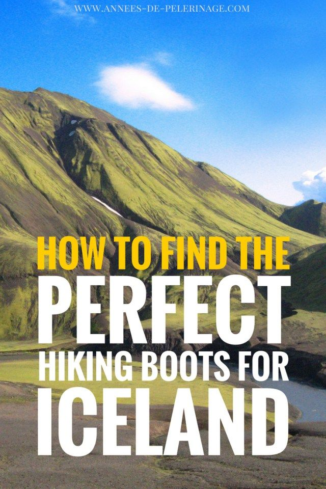 How to find the best hiking boots for Iceland. Winter or summer this guide has you covered. Whether you are camping in Iceland, looking to do glacier hikes in Iceland or just want to do a road trip around the golden Circle, click for more information
