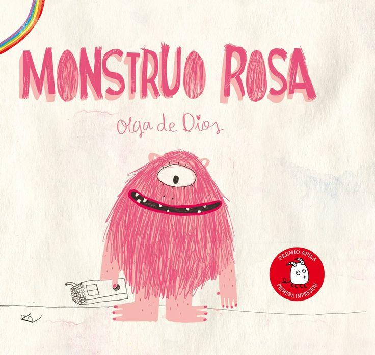 Día del #OrgulloLGBT y de la Diversidad Sexual @COGAM: Monstruo Rosa y @olgadedios reciente Premio Triángulo Cultural por contribuir a la pedagogía de la igualdad. Más aquí:https://www.veniracuento.com/content/monstruo-rosa