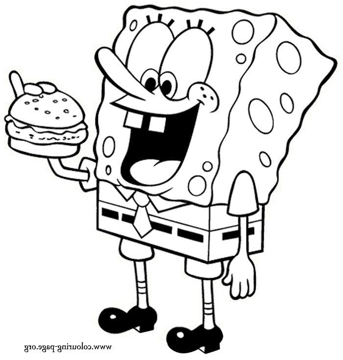 Spongebob Squarepants Coloring | Coloring Page | Spongebob ...