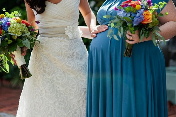 Bellyitch: Pregnant Bridesmaids: 5 Things to Consider Before you Say Yes to Bride!