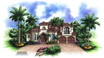 17 Best ideas about Mediterranean House Plans on Pinterest  Mediterranean houses, Mediterranean