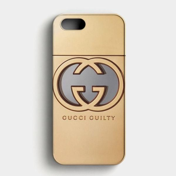 new concept f041b 2cfc6 Gold Gucci iPhone SE Case | iPhone cases | Iphone 7 gold case ...