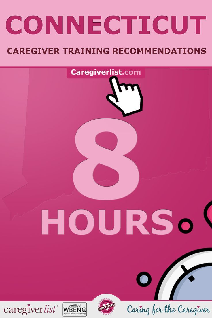 Caregiver training in the senior care industry for