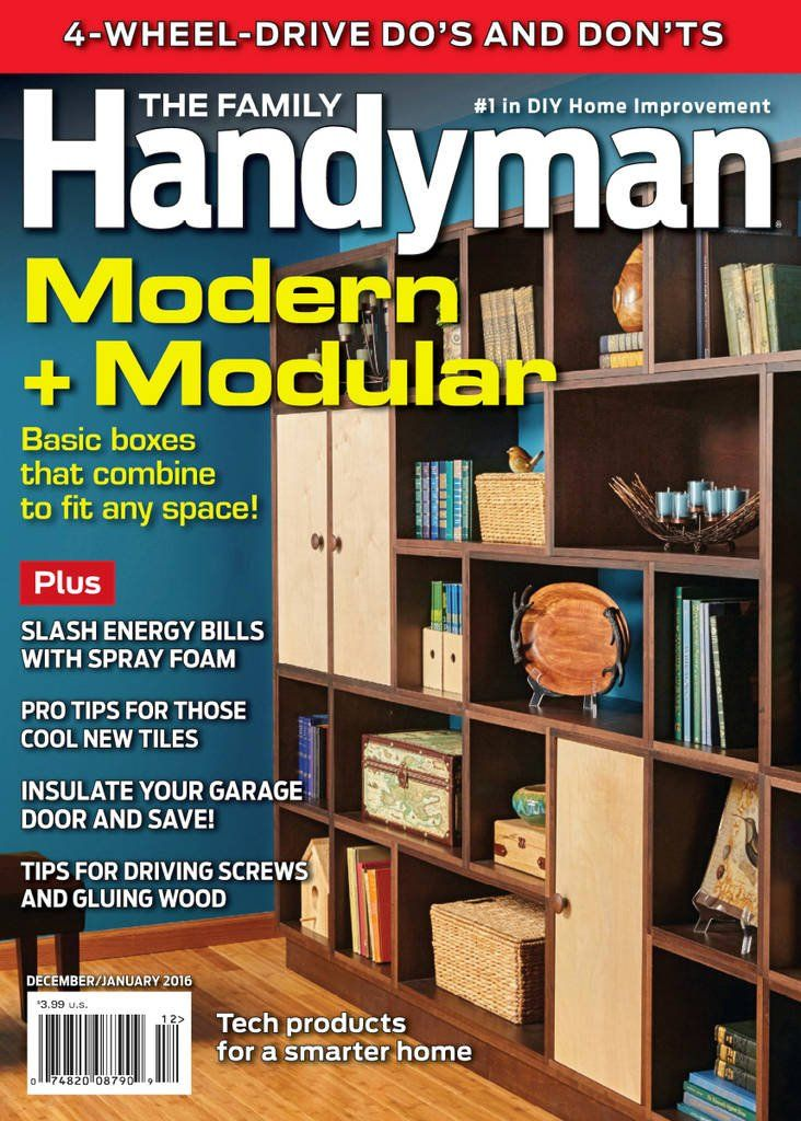 Family Handyman Every Day With Rachael Ray Free Digital Magazines Your Mesa  Public Library Card