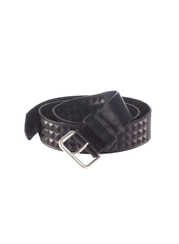 Mike Leather Belt