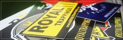 FREE Royal Trappings Sticker Pack  #FreebieFriday #Coupons #freebiesinthemail #samples #giveaway #FreeSAMPLE