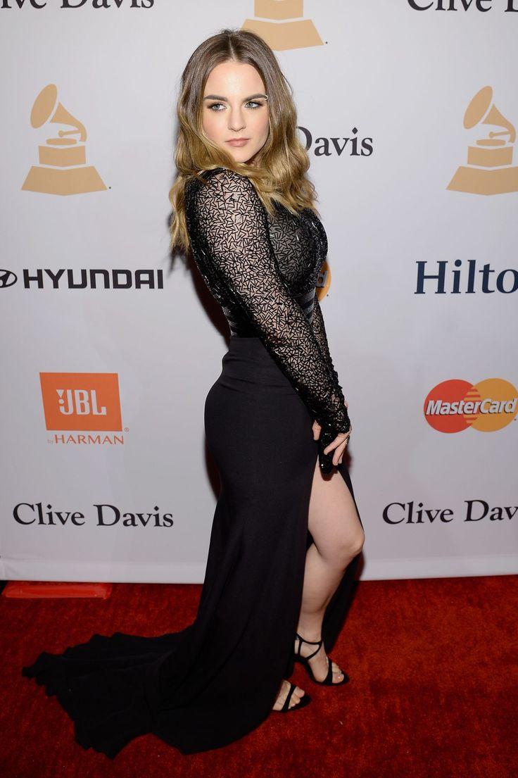 Joanna Jojo Levesque 2016 Pre Grammy Gala - her skin care secrets at http://skincaretips.pro