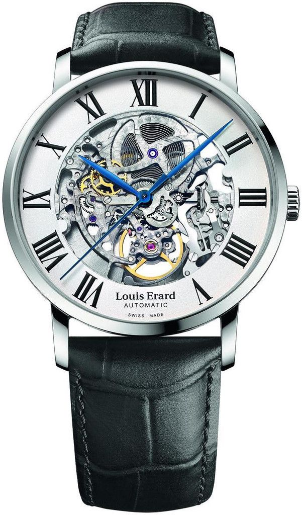 Louis Erard Watch Excellence Skeleton #add-content #bezel-fixed #bracelet-strap-leather #brand-louis-erard #case-material-steel #case-width-40mm #delivery-timescale-call-us #dial-colour-white #gender-mens #luxury #movement-automatic #official-stockist-for-louis-erard-watches #packaging-louis-erard-watch-packaging #style-dress #subcat-excellence #supplier-model-no-61233aa22-bdc02 #warranty-louis-erard-official-2-year-guarantee #water-resistant-50m