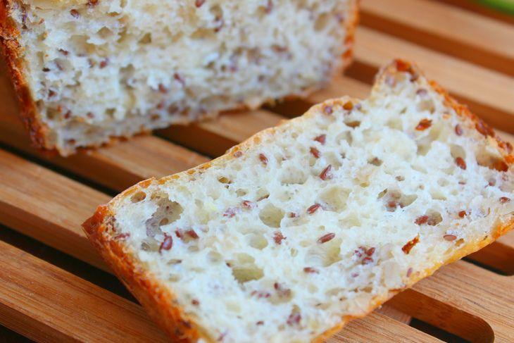 Шведский ночной хлеб без замеса рецепт с фотографиями