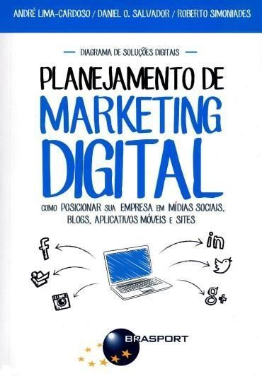 Planejamento de Marketing Digital Confira as nossas recomendações! http://www.estrategiadigital.pt/category/livros-marketing-digital/