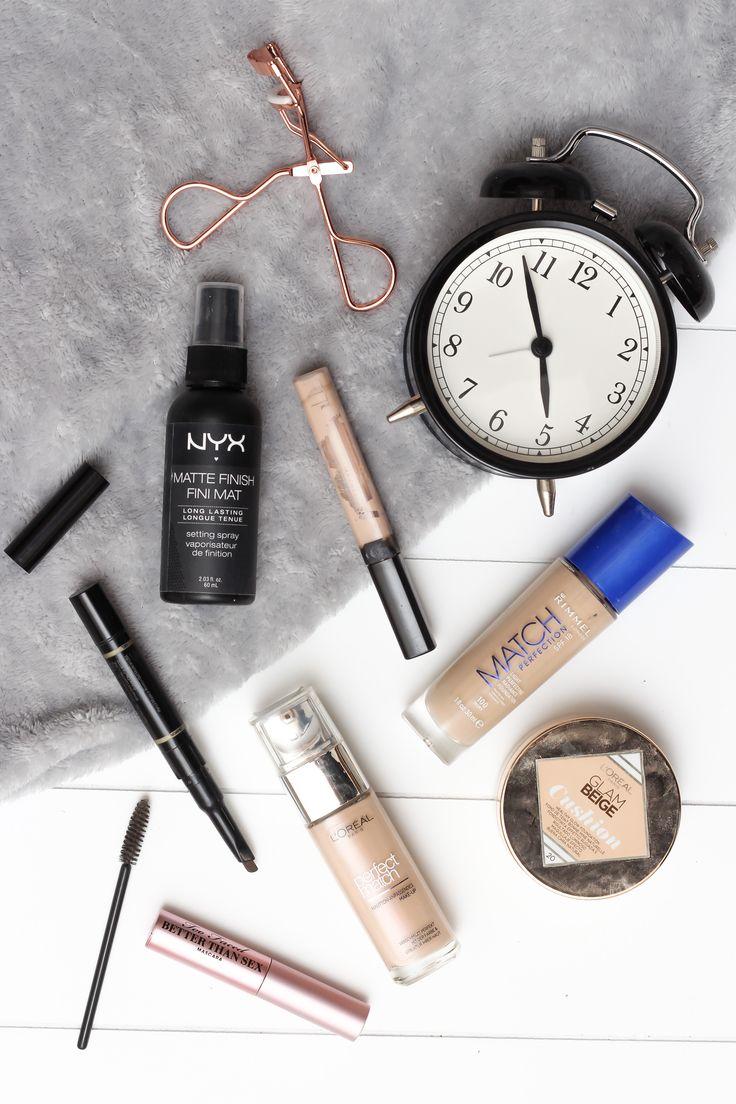 5AM Wake Up Makeup ⏰