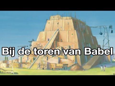De toren van Babel (met tekst) - God is goed - YouTube