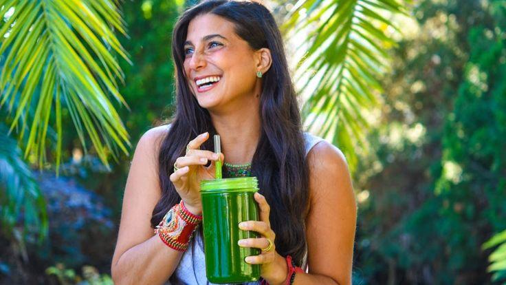 BEST Green Juice Recipe to Fight sickness. #beauty #green #juice