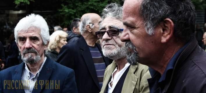 Несмотря на дождь пенсионеры вышли на акцию протеста http://feedproxy.google.com/~r/russianathens/~3/0eCKOF0W9HQ/21304-nesmotrya-na-dozhd-pensionery-vyshli-na-aktsiyu-protesta.html  Несмотря на проливной дождь, пенсионеры вышли на пл. Котзиа, с целью провести митинг протеста.
