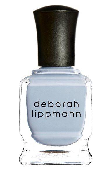 Blue Orchid nail polish