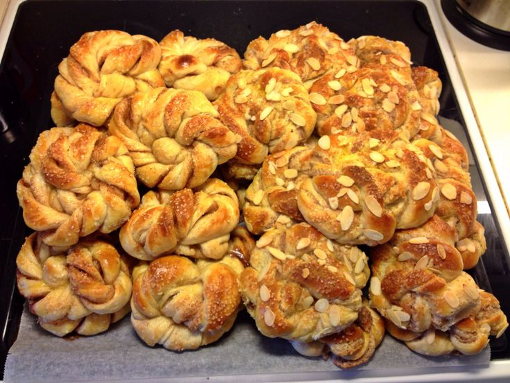 Vegan Norwegian cinnamon buns