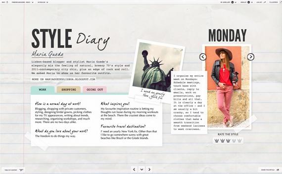 Pandora online magazine