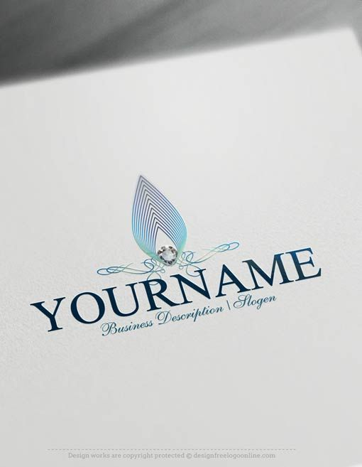 Create a Logo Free Online Jewelry Logo Templates. Create a logo with the best free logo creator. Try it free! make your own fashion logos today
