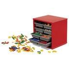 LEGO Storage Tray Unit - modern - toy storage - Amazon