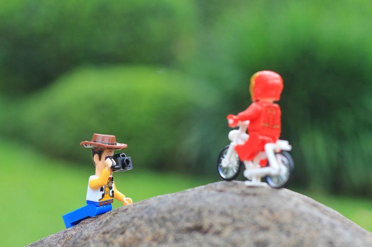Take a photo! || Lego