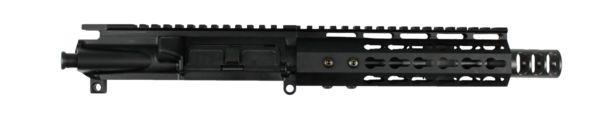 "AR-15 UPPER ASSEMBLY - 7"" / 5.56X45 / 7"" CBC KEYMOD AR-15 / RAIL / CBC COMPENSATOR"