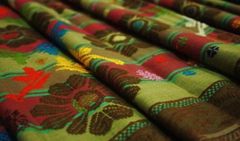Tenun made by Indonesian People