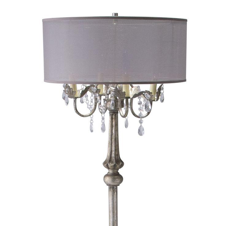 chandelier floor lamp home lighting. Home Accessories Chandelier Floor Lamp Lighting
