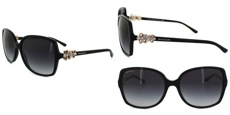 What do you think of these glamour puss sparkly Bvlgari sunglasses? Find them with Discounted Sunglasses at the #bargain price of £157 (previously £204) #Bvlgari #Sunglasses #Glamour http://www.discountedsunglasses.co.uk/bvlgari-8120b-sunglasses.html#var1=Black%20/%20Grey%20Gradient DISCOUNTED SUNGLASSES