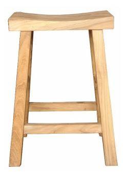 Canton #Oriental #Stool - 65cm Kitchen Bench Stool  http://www.stoolsandchairs.com.au/canton-stool-65cm/