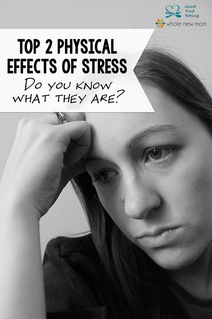 Did you know this information? Make sure you find out what these Top Physical Effects of Stress are. You'll be working on relaxing soon for sure!