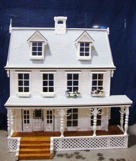 Bliss Dollhouse Wallpaper: 17 Best Images About Poppenhuizen En Miniaturen On