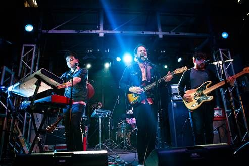 FRIGHTENED RABBIT TO JOIN THE NATIONAL ON TOUR THIS SUMMER...and they rocked it in ATL!!