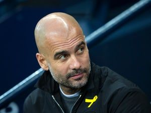 Pep Guardiola not focused on breaking winning record #Manchester_City #Football #313663