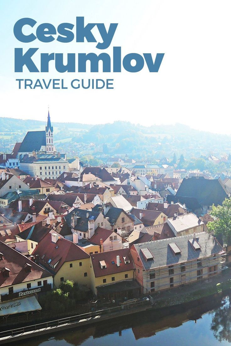 Step into the magical old town of Cesky Krumlov. There's so much to see, experience, and learn – this painless travel guide helps you find your way around the town.