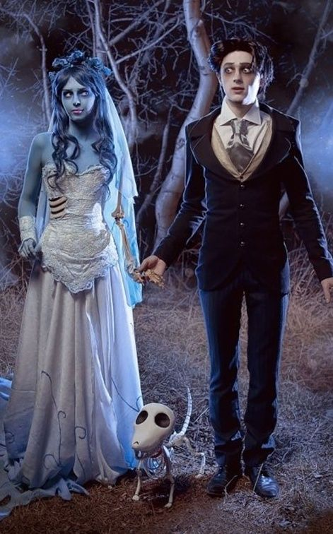 Best Corpse Bride and Victor ever!