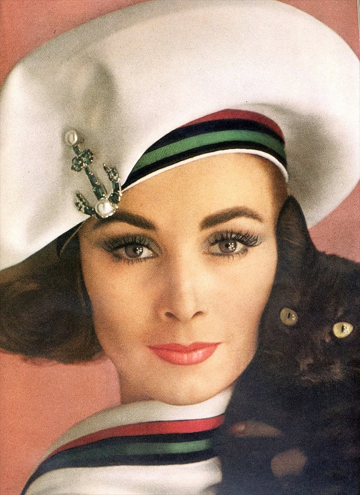 Wilhelmina, photo by Karen Radkai, Vogue US Feb. 1962