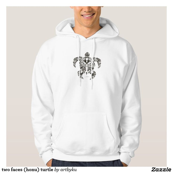 two faces (honu) turtle hoody. Regalos Padres, fathers gifts, #DiaDelPadre #FathersDay