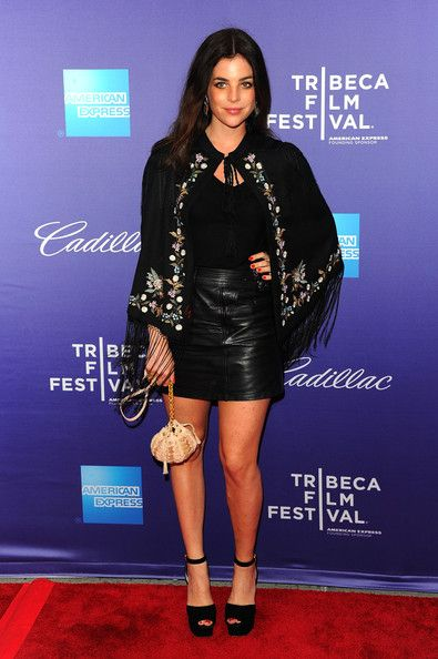 "Julia Restoin-Roitfeld Photos - Premiere Of ""L'amour Fou"" At The 2011 Tribeca Film Festival - Zimbio"