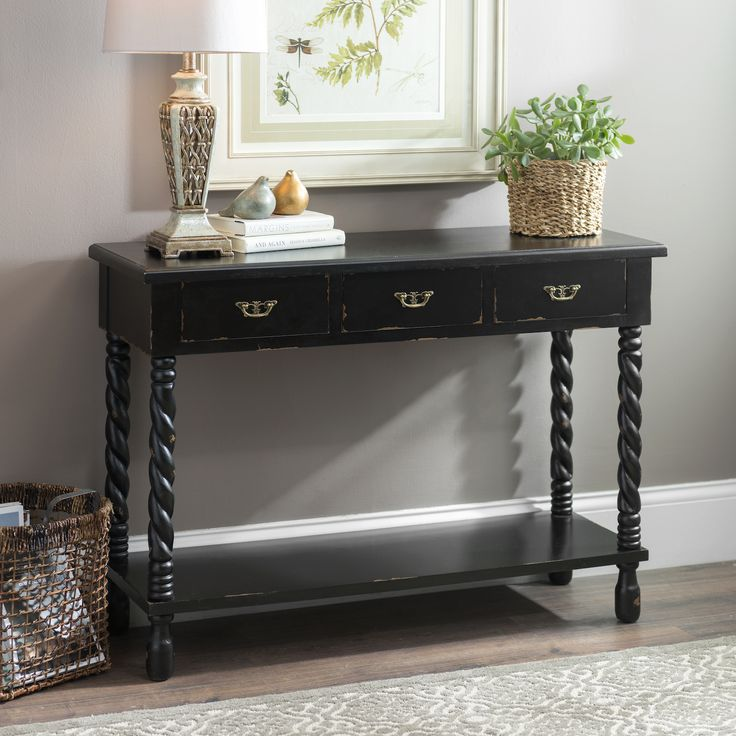 Black Tiffany Twist Console Table. Best 25  Furniture sale ideas on Pinterest   DIY furniture for