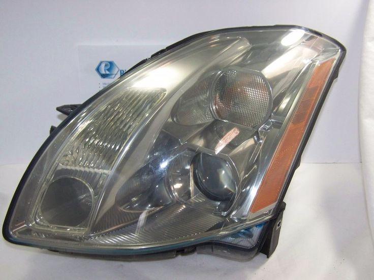 2004-2006 Nissan Maxima HID Xenon Headlight Assembly LH Left Driver #NissanMaxima #Maxima #Nissan