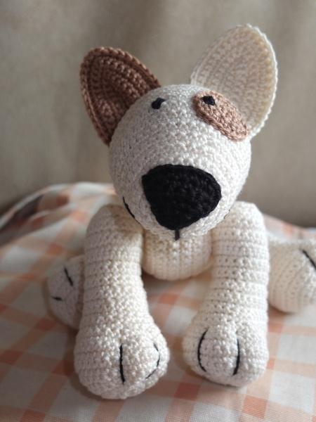 Perro Pug Amigurumi Tutorial : 151 best images about Amigurumi perro on Pinterest