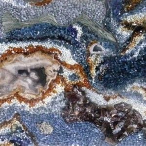 2-days mosaic workshop #3 with Minuzzi