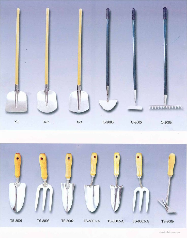 3077 best gardening idea images on pinterest landscaping for Garden hand tools names