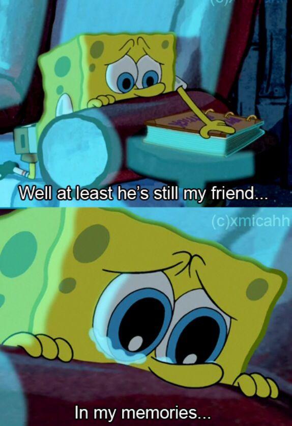3fc21846ca1f429c6d6b7ffbd054a766 sponge bob old friends 20 best spongebob quotes images on pinterest spongebob, funny