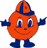 Syracuse Basketball :) Otto the Orange