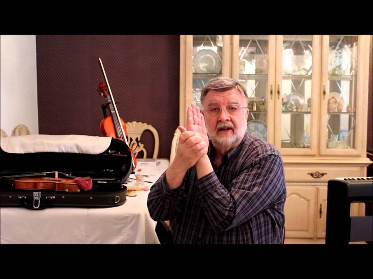 Yoga Stretches for Violinists (and Violists, and other string players)