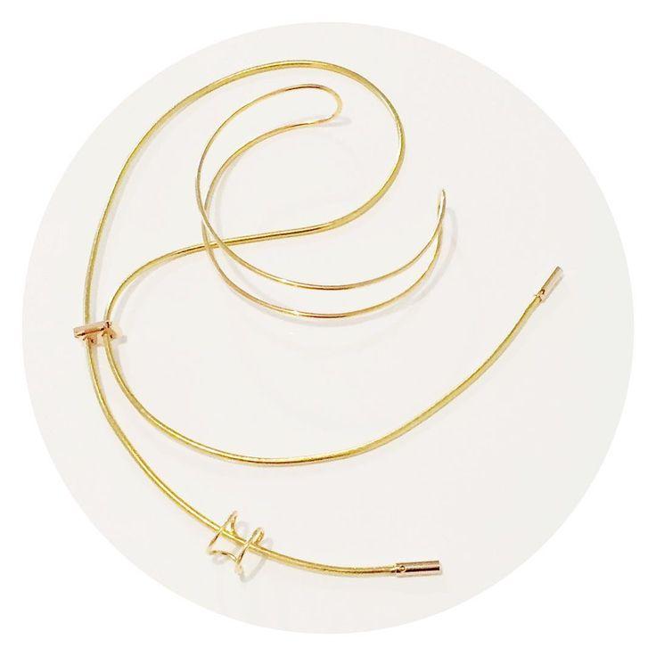 • LASSO BOLO & NØUGHTY CHOKER & NØUGHTY RING • GOLD • www .accessoriesbyg. com  #accessoriesbyg #gold #jewellery