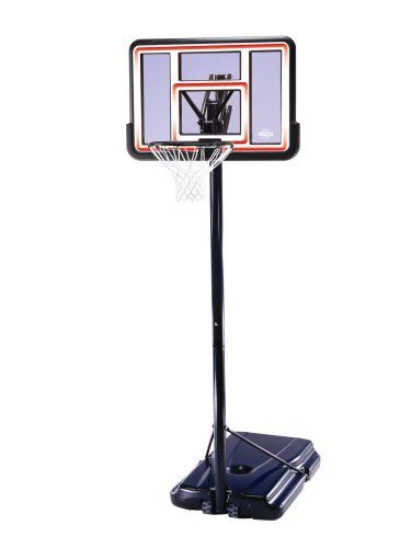 Get your teenager a gift that he'll love for years! No kid could think they're too cool for a Pro Court Portable Basketball Hoop! Check out the rest of our Top 10 Gifts for 13 year old boys! | Gifts for Teen Boys