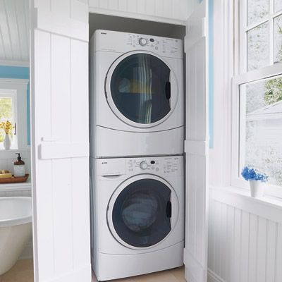 Spare Bedroom Becomes Spacious Bath Old Houses Washer