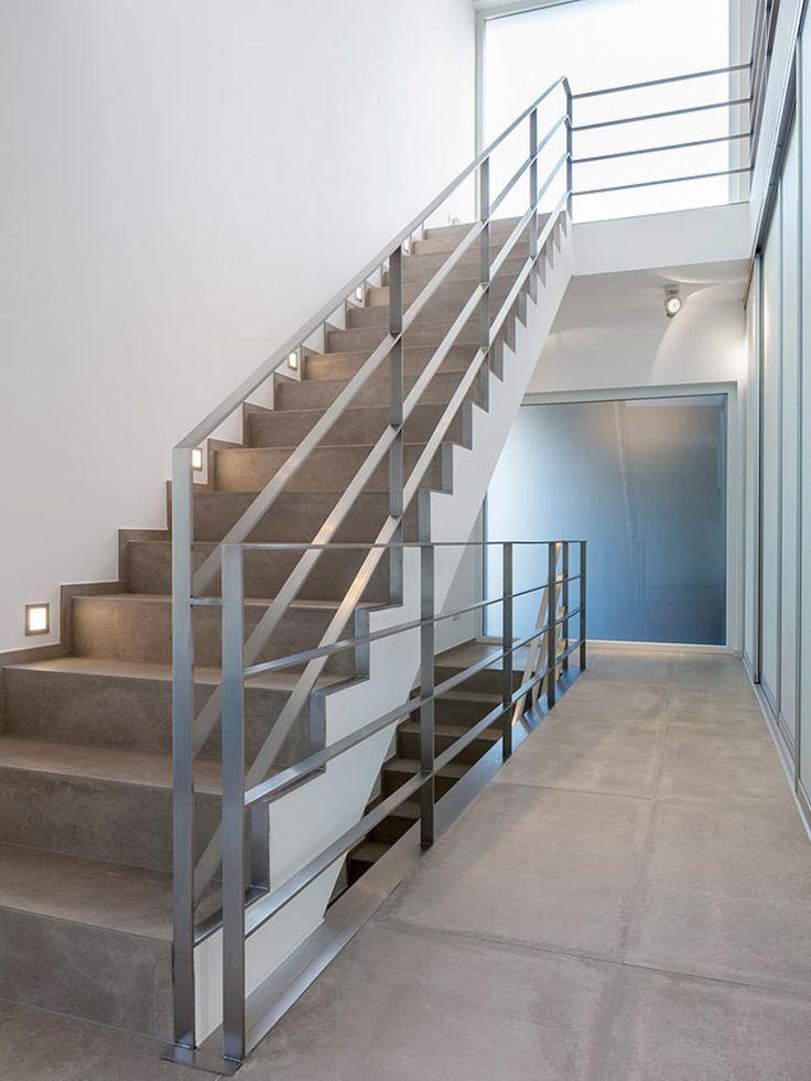 50 besten Treppe Bilder auf Pinterest | Geländer, Moderne treppen ...